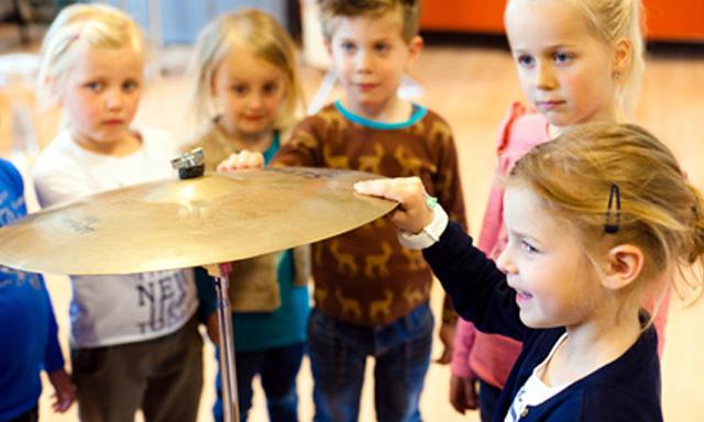 Genoeg Muziek voor peuters - Muziek en Dansschool @UA14