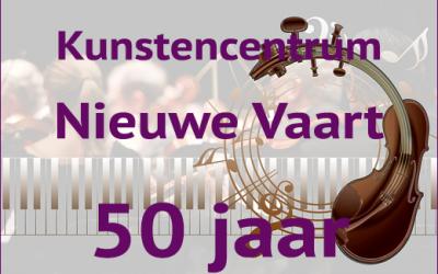 50-jarig jubileum Kunsten Nieuwe Vaart
