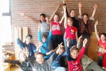 Steetdance voor 4 tot 12 jaar